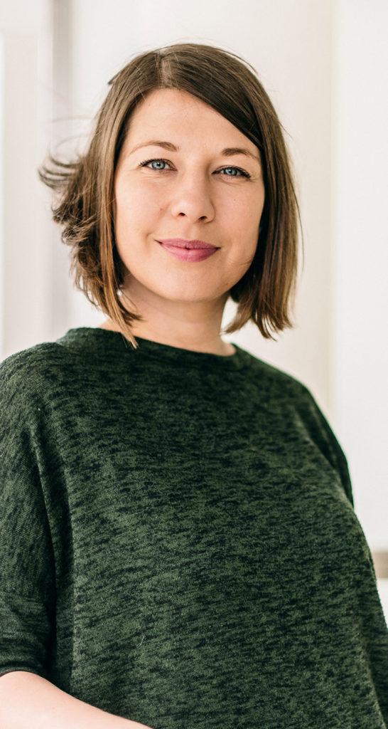 Portrait von Psychotherapeutin Marlene Hueme